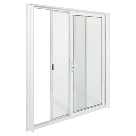 60x80 door installation vinyl sliding patio door 60 quot x 80 quot white left