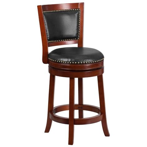 wooden counter stool in brown ta 355526 dc ctr gg