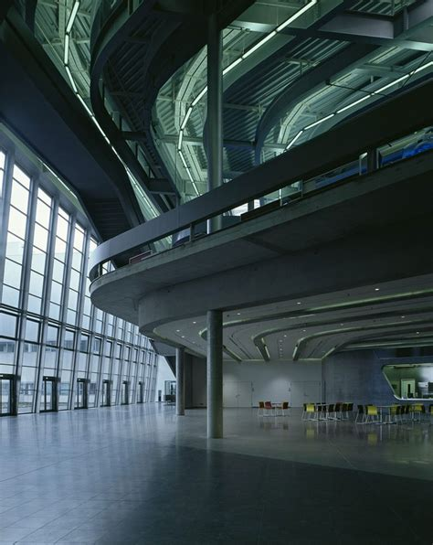 bmw showroom zaha hadid bmw central building in leipzig germany by zaha hadid