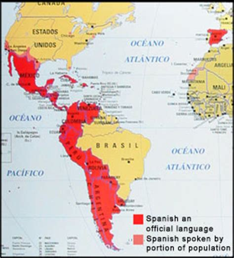 speaking countries around the world look at how many speaking countries around the