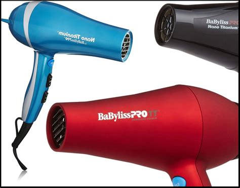 10 best babyliss hair dryers 2018 detailed review cruckers