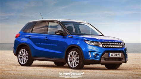 Suzuki Small Car Range This Suzuki Wants To Be The Real Baby Range Rover
