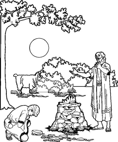 Coloring Page Isaac And Abraham by 27 Abraham Coloring Pages Pictures Free Coloring Pages