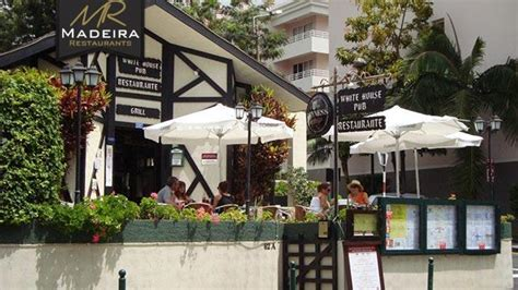 white house grill white house pub restaurant grill information and reviews funchal portugal