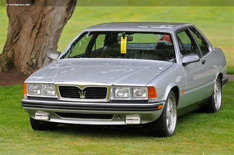 Maserati 228 For Sale by 1989 Maserati 228 Pictures History Value Research News