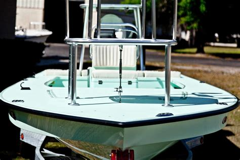east cape flats boats for sale casting platforms east cape skiffs
