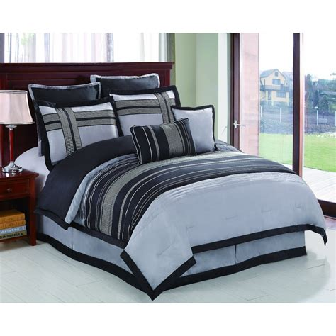 dark comforter sets blue comforter sets very sophisticated and modern black