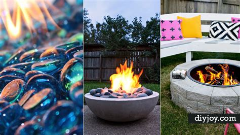 outdoor fireplace diy 31 diy outdoor fireplace and firepit ideas diy