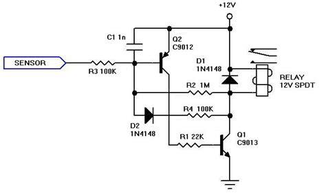Alarm Untuk Sepeda Motor pengaman sepeda motor dengan sensor sentuh