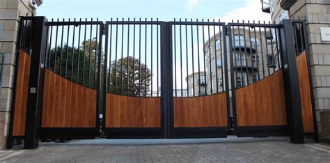 security gates automatic gates and perimeter security