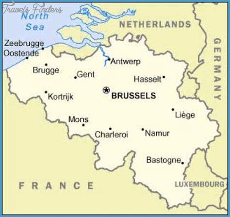 belgium brussels map brussels map travelsfinders