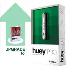 pantone color picker huey pro upgrade