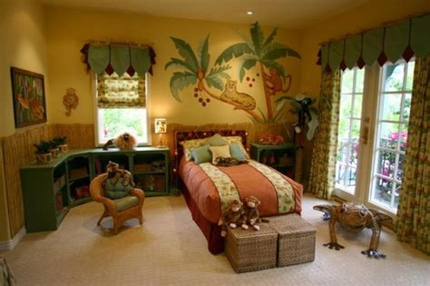 safari bedroom decor 20 jungle themed bedroom for kids rilane