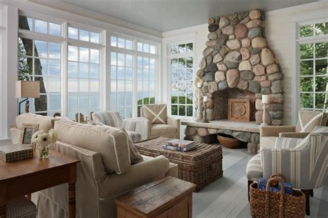 beach cottage decorating ideas living rooms beach style living room
