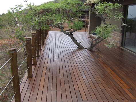 Wood Decking by Best Material For Your Deck Capital Deck And Fence