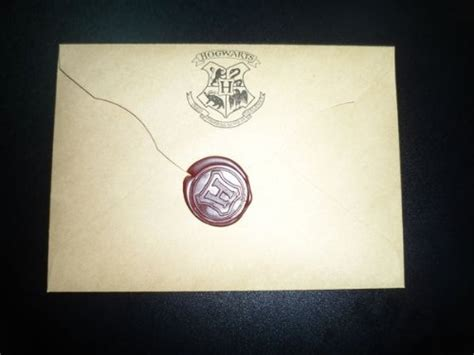 Harry Potter Acceptance Letter Prop Galleon Hogwarts Acceptance Letter Prop For Harry Potter