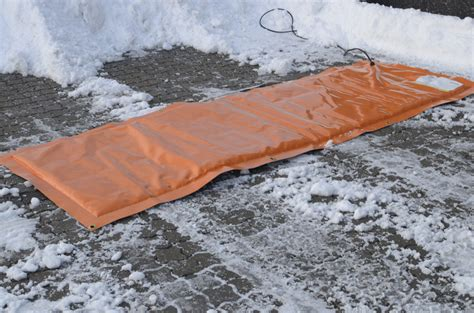 Driveway Heater Mat by We Added New Sizes Of Temporary Outdoor Heating Mats