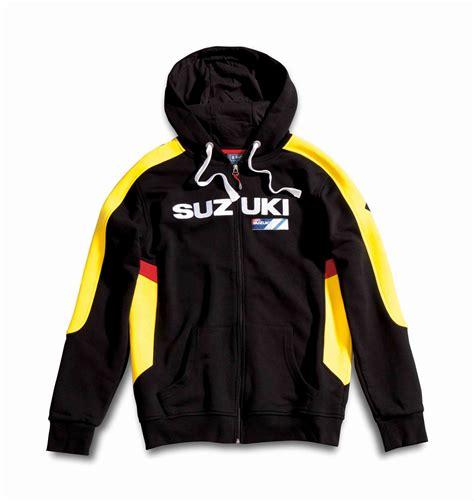 Suzuki Sweatshirt Genuine Suzuki Unisex Team Wear Hoodie Hoody Hooded