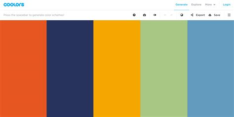 Helpful Resources For Color Palette Inspiration Coolors