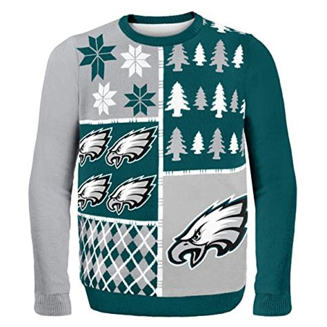 eagles light up sweater philadelphia eagles ugly christmas sweaters