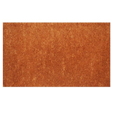 Coir Doormat by Home More 24 In X 48 In Coir And Vinyl Door