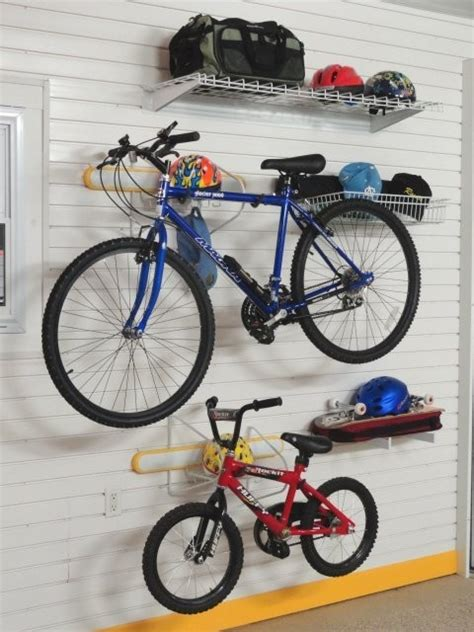 Sports Garage Cycling by Sports Equipment Storage Duo Bike Lifestyle Kit With 48