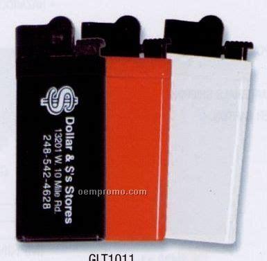 Promo Transparent Battery For 2x18500 translucent lighter china wholesale translucent lighter