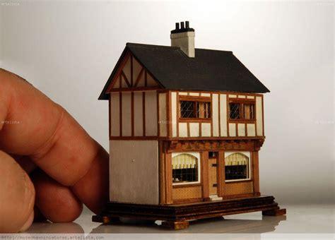 casa in miniatura casa miniatura juan elegido millan artelista