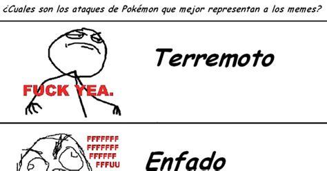 Pokemon Memes En Espaã Ol - cu 225 nto cabr 243 n memes seg 250 n los ataques pok 233 mon
