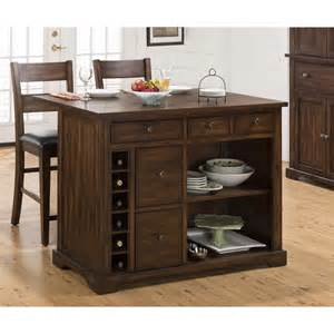 jofran kitchen island with expandable drop leaf table top small side farmhouse country farm furniture
