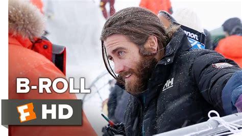 everest film youtube trailer everest b roll 2 2015 jason clarke jake gyllenhaal