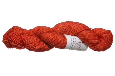 Or Yarn Anzula For Better Or Worsted Yarn Persimmon At Jimmy Beans Wool