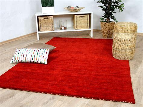 gabbeh teppich rot natur teppich indo gabbeh ella rot teppiche nepal gabbeh