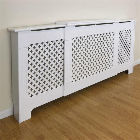 Breaket Cover Radiator 150r Original adjustable white traditional classic size radiator cabinet
