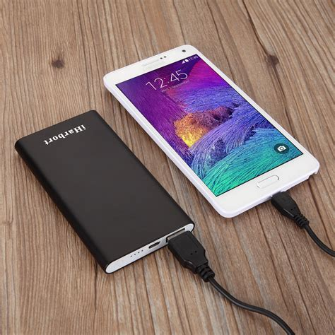 how to use a power bank iharbort power bank ms024 5000mah review ultra slim