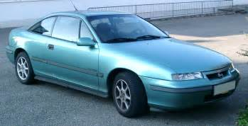 What Is Opel File Opel Calibra Front 20071007 Jpg Wikimedia Commons