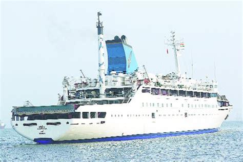 boat service from mumbai to goa good news india s first cruise service from mumbai goa is