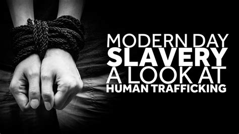 modern day slavery human human trafficking has it come to a neighborhood near you freeport news network