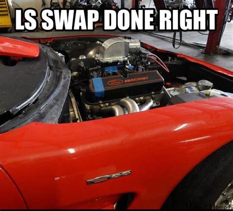 Ls Memes - ls swap it
