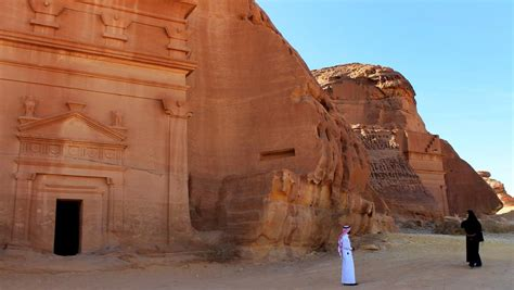 Sajadah Mada Saudi Imam Termurah saudi arabia prepares for tourists