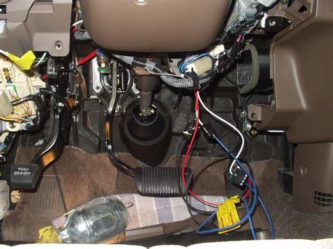 2002 toyota tundra brake controller installation