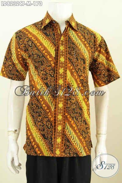 Hem Batik Bagus hem batik warna klasik motif bagus dan elegan kemeja