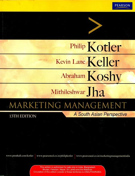 Marketing Management Books For Mba Free Pdf by Marketing Management By Philip Kotler Pdf Free