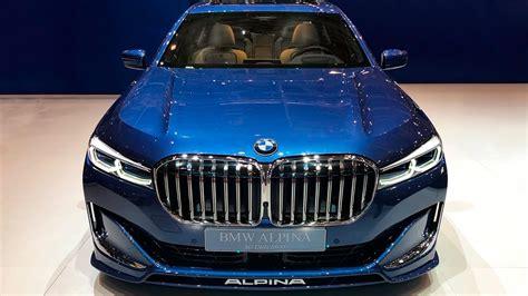 Bmw Alpina B8 2020 by Bmw Alpina B7 2020 Luxury Sedan