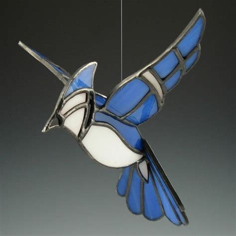 blue stained glass l best 25 stained glass birds ideas on pinterest stained
