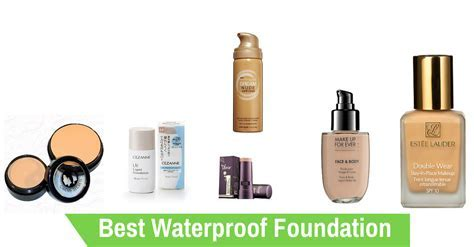 Best Waterproof Foundation Of 2019   Make Up By Chelsea