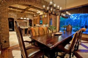Tuscan Style Dining Room Furniture Tuscan Dining Room Design