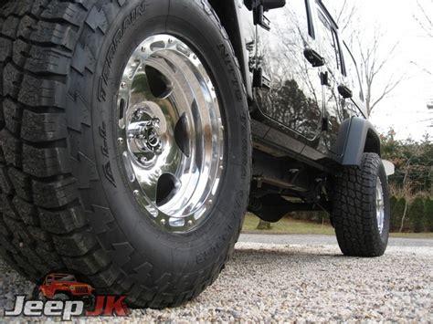 Jeep Tire Size What Size Tires Fit My Jeep Jk Jeep Jk
