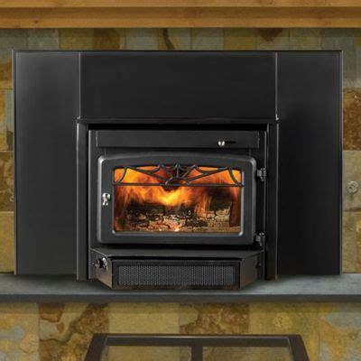 majestic windsor plate steel wood fireplace insert
