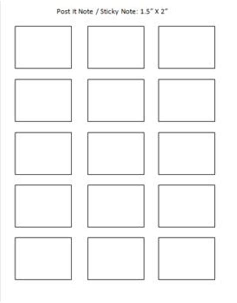post it label templates pin by debby singleton pyles on free printables